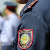 Кентауда ер адам учаскелік полиция инспекторына шабуыл жасады
