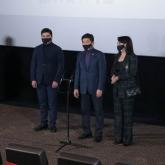 Бауыржан Байбек қазақ тілінде дубляждалған «Мулан» фильмінің тұсаукесеріне қатысты