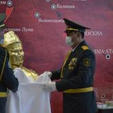 Әскери оқу орнының факультетіне Бауыржан Момышұлының есімі берілді