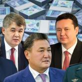 Бақауовтан Біртановқа дейін: 2020 жылы істі болған және күдікке ілінген ірі шенділер