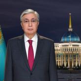 ҚР Президенті Қазақстан халқын Жаңа жыл мерекесімен құттықтады