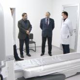 Көкшетауда жаңа онкологиялық емхана ашылды