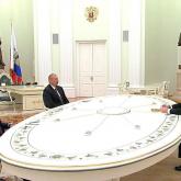 Путин, Әлиев және Пашинян Таулы Қарабаққа қатысты бірлескен шешім қабылдады