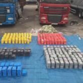 Тарихта екінші рет: Алматыда 1,1 тонна героин тәркіленді