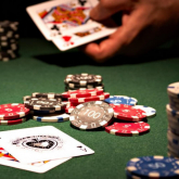 Қапшағайда жасырын жұмыс істеген казино иесіне айыппұл салынды
