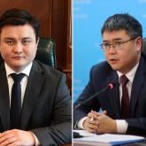 Үкімет құрамы өзгерді: жаңадан екі министр тағайындалды