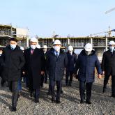 Түркістанда салынатын зауыт құрылысына өзбек компаниясы тартылады