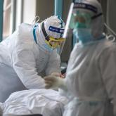 Коронавируспен ауырып жатқан 310 адамның жағдайы ауыр