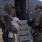 Сириядан бір топ қазақстандық отанына оралды
