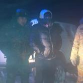 Павлодар облысында қарлы боранда адасып кеткен тұрғын табылды