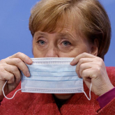 Германияда коронавирустың үшінші толқыны басталды – Меркель