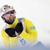 АҚШ-тағы шаңғы акробатика турнирінде қазақстандық спортшы алтын медаль жеңіп алды