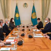 Total концернінің президенті Тоқаевқа инвестиция салуға дайын екенін айтты