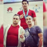 «Ұят болды»: Илья Ильин әкімдік сыйлаған пәтерден айырылған Азия чемпионына қолдау білдірді