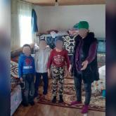 Алматы облысында тау шатқалындаадасып кеткен балалар табылды