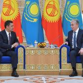 Қырғыз президенті қазақ ақыны Жұбан Молдағалиевтің өлеңін есіне алды