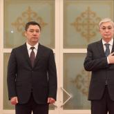 Тоқаев пен Жапаров бірлескен мәлімдеме жасады