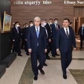 Келімбетов Бішкекте «Астана» халықаралық қаржы орталығы филиалын ашуды ұсынды