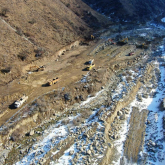 Алматыда сел қаупі бар: Сағынтаев инфрақұрылымдық жобаларды тексерді