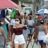 Бразилияда бір тәулікте 70 мыңнан астам адам коронавирус індетін жұқтырды