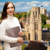 Қазақстандық ревматолог-дәрігер британдық студенттерге сабақ беріп жүр