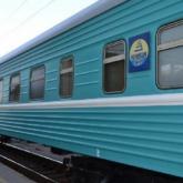 Наурыздағы демалыстарда «Нұр-Сұлтан-1 - Шымкент» пойызына вагондар қосылады