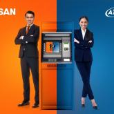 Jusan Bank және АТФБанк банкоматтар желісін біріктірді