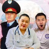 Пандемиямен өткен бір жыл: дәрігер, полицей, мұғалім және спортшының естелігі