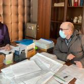 Бурабайда депутат Чернобыль ардагерлеріне көмектесуге уәде берді