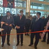 Түркістан әуежайынан алғашқы халықаралық рейс ашылды