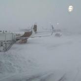 Астанаәуежайында ауа райына байланысты бірқатар әуе рейсі кейінге қалдырылды