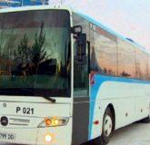 Астанада қала маңына қатынайтын барлық автобус тоқтатылды