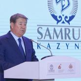 Ахметжан Есімов «Самұрық-Қазына» төрағасы қызметінен кетті