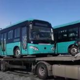 Петропавлда құны 40 млн теңге тұратын автобустар сынақтан өтпей қалды