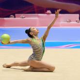 Қазақстандық гимнастшы халықаралық турнир жеңімпазы атанды