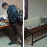 Шекарадан декларацияланбаған ақша алып өтпек болған Өзбекстан азаматы ұсталды