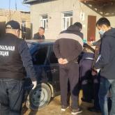 Түркістан облысында бопсалаумен айналысқан қылмыстық топ мүшелері ұсталды