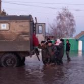 ШҚО-да су басқан ауыл тұрғындары эвакуацияланды