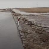 Қарағанды облысындағы су тасқыны: бір тұрғын із-түзсіз жоғалып кетті