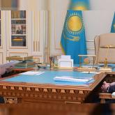 Асқар Мамин Президентке есеп берді