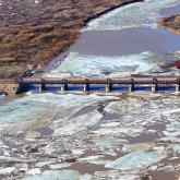 Су тасқынына мониторинг: елорда маңындағы аумақтар әуеден бақыланды