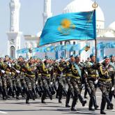 Қорғаныс министрлігі биыл әскери парад өтпейтінін мәлімдеді