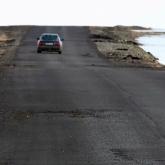 Қарағанды облысында 800 млн теңгеге салынған жол сапасы сыр берді