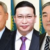 Қазақстанның үш мемлекеттегі төтенше және өкілетті елшілері тағайындалды