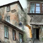 Алматыдағы тозығы жеткен үйлердің мәселесі: жұмыс қарқыны бәсеңдеген (Фото)