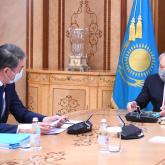 Назарбаев Қауіпсіздік Кеңесінің аппаратына бірқатар нақты тапсырма берді