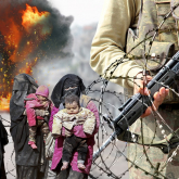 «Соғыс. Бомба. Өлім»: Жазасын өтеуші Сириядағы өмірін сипаттап берді