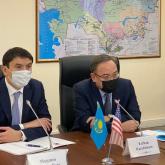 АҚШ Қазақстанның климат мәселелері бойынша қызметін қолдайды