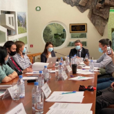Іле-Алатау ұлттық паркі жанындағы Қоғамдық кеңестің отырысы өтті