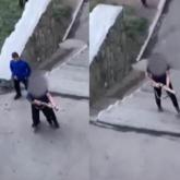 Баланың әкесі оқ атты: Теміртаудағы көршілер жанжалының видеосы жарияланды